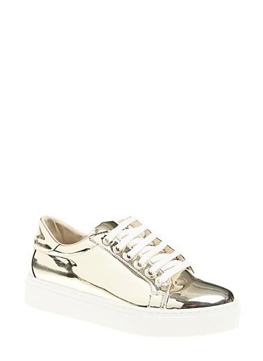Derigo Sneaker Altın